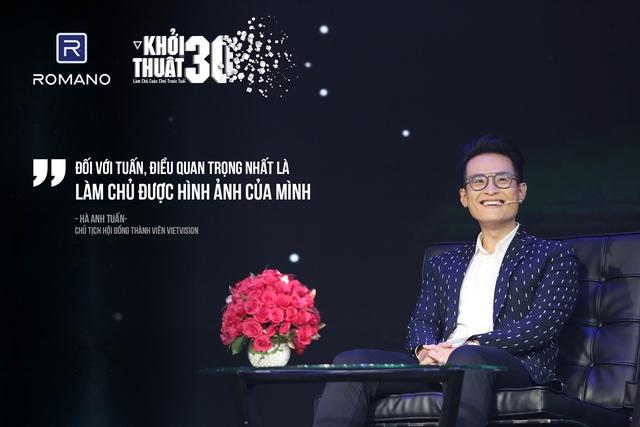 Hà Anh Tuấn cùng những người đàn ông trẻ thành đạt chia sẻ nghệ thuật khởi đầu - Ảnh 4.