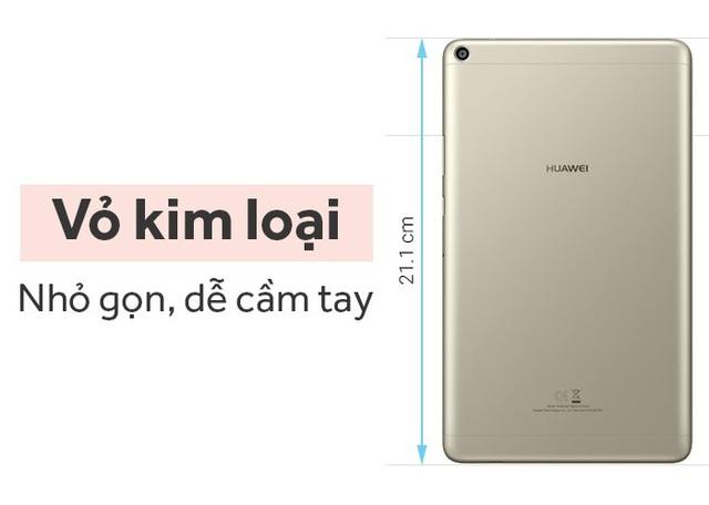 4 lý do sinh viên nên chọn mua máy tính bảng Huawei Mediapad T3 8.0 cho năm học mới - Ảnh 2.