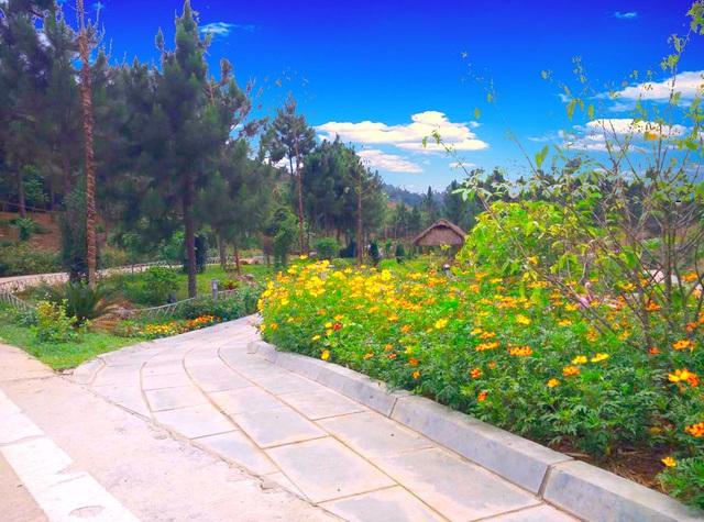 Heritist Park – Điểm tham quan hấp dẫn nhất tại Hòa Bình dịp Quốc Khánh - Ảnh 3.
