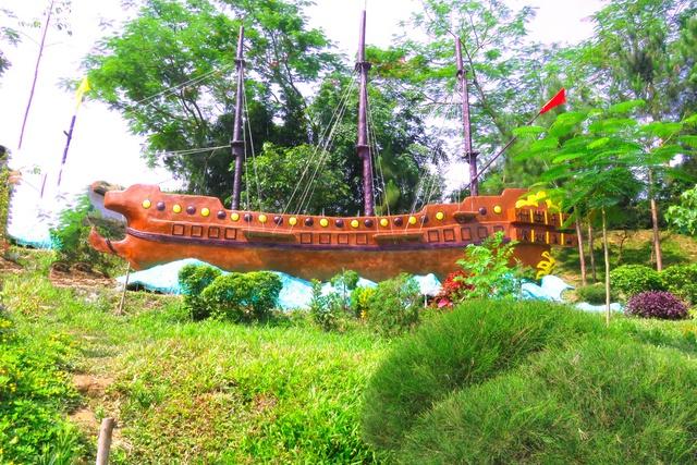 Heritist Park – Điểm tham quan hấp dẫn nhất tại Hòa Bình dịp Quốc Khánh - Ảnh 4.
