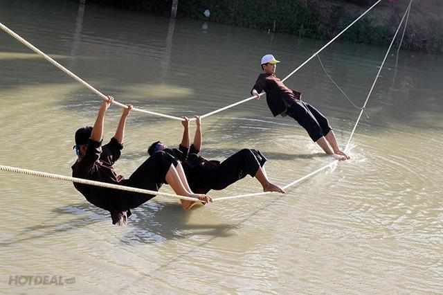 Heritist Park – Điểm tham quan hấp dẫn nhất tại Hòa Bình dịp Quốc Khánh - Ảnh 8.
