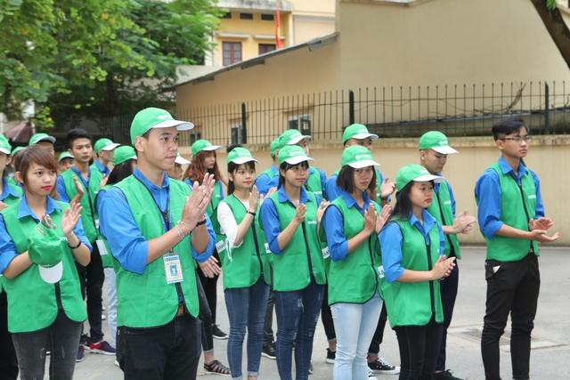Sinh viên và hành trình mang đến những màu xanh - Ảnh 1.