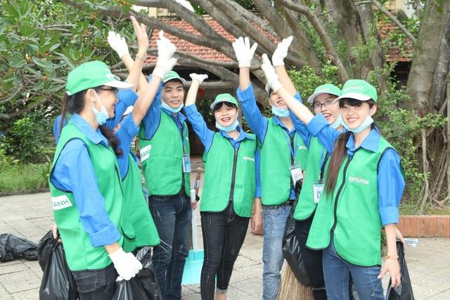 Sinh viên và hành trình mang đến những màu xanh - Ảnh 2.