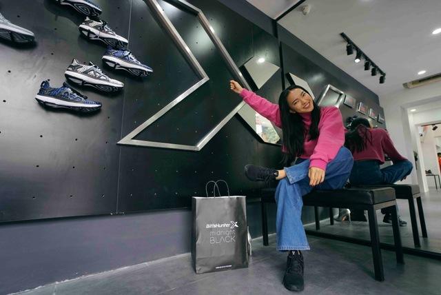 """Dàn Fashionista Thủ đô """"công phá"""" sự kiện Grand Opening của Biti's Hunter Independent Store - Ảnh 3."""