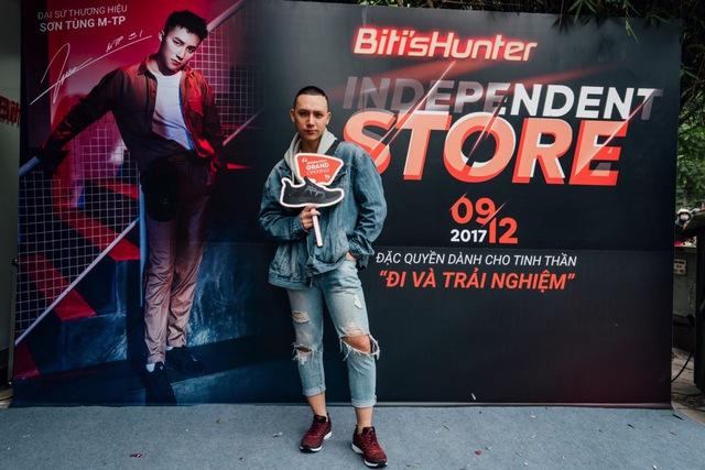 """Dàn Fashionista Thủ đô """"công phá"""" sự kiện Grand Opening của Biti's Hunter Independent Store - Ảnh 6."""