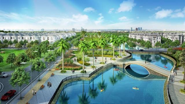 """Dự kiến cuối năm 2017, chuẩn sống """"resort"""" trong lòng phố sẽ hiện diện tại Hải Phòng."""