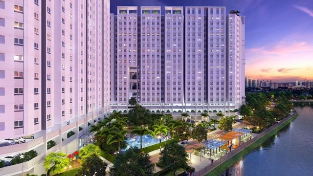 Bắc Sài Gòn trở thành điểm đến an cư lý tưởng cho người dân.