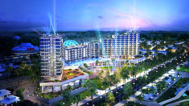 FLC Grand Hotel Sầm Sơn cung cấp thêm 400 căn hộ khách sạn hạng sang cùng 2 phòng tổng thống.