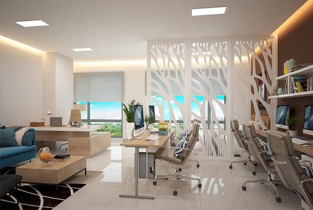 Căn hộ Golden King tiện nghi, sang trọng đang là điểm sáng thu hút giới đầu tư và khách hàng.