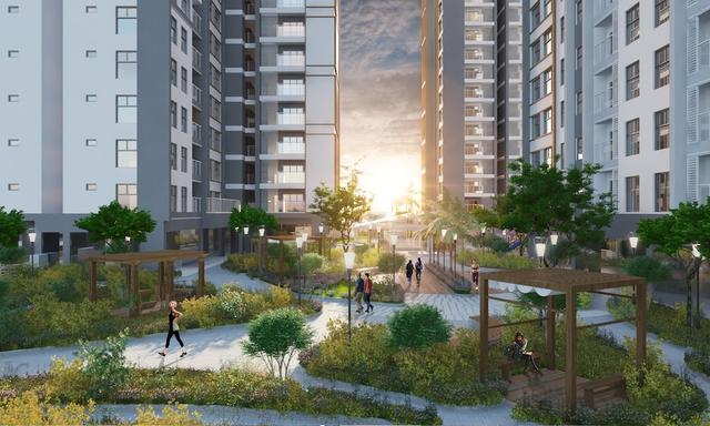 Các căn hộ Xi Grand Court sau khi nhận nhà có thể sinh lợi tức ngay cho chủ sở hữu.