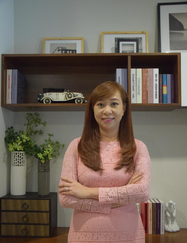 Bà Phạm Thị Minh Hiếu, Phó tổng Giám đốc TNR.