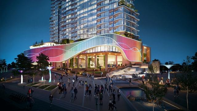 Coco Ocean-Spa Resort đang được trình làng ra phân khúc đợt 2 sẽ có lại lợi nhuận lớn cho nhà đầu tư.