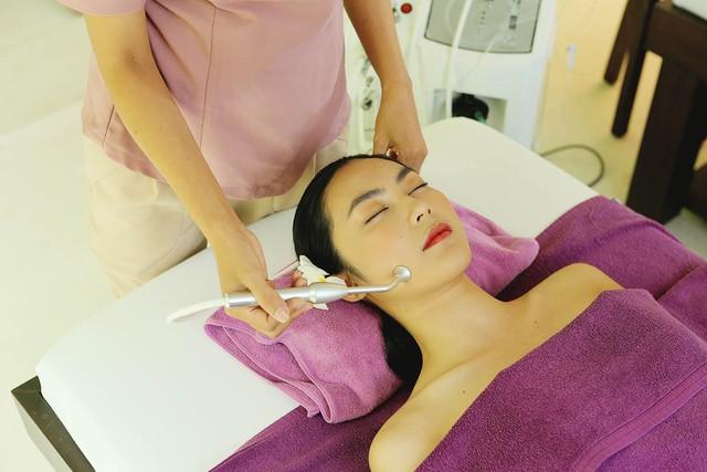 Tại Coco Ocean-Spa Resort, sức khỏe của chủ sở hửu và du khách sẽ được chăm sóc chuẩn mực.