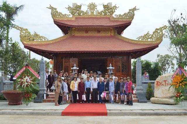 Đền Trình – nơi an vị của Thổ Thần ở Hoa Viên Bình An.
