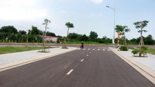 Cơ sở hạ tầng của khu thành phố Hoàn Cầu đã đã đi vào làm việc nên rất hút nhà đầu tư.