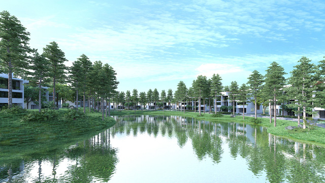 Vừa có giá trị nghỉ dưỡng và đầu tư, villa biển đang trở thành kênh cất trữ tài sản của đại gia.