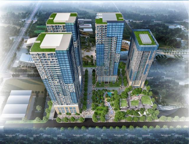 Tuyến các con phố Nguyễn Tuân có mở rộng hay không đều không ảnh hưởng nhiều tới cư dân dự án TNR GoldSeason.