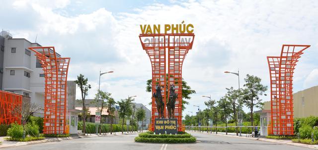 Vạn Phúc City là kênh đầu tư cực kỳ hiệu quả khi sở hữu một số trục các con phố lớn, lưu lượng giao thông liên khu vực, liên vùng tốt.
