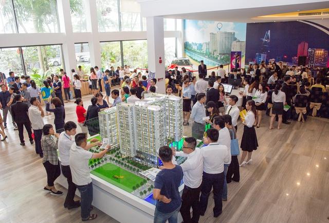 """Tham dự sự kiện """"Tài chính tiện lợi cộng TNR The GoldView"""" để tiện lợi có căn hộ cao tầng cấp cao."""
