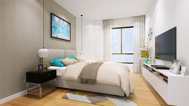 100% các căn hộ cao tầng ICID Complex đều có logio và cửa sổ rộng đâyn nắng và gió môi trường xung quanh, có đến cho cư dân không gian trong lành và sảng khoái.