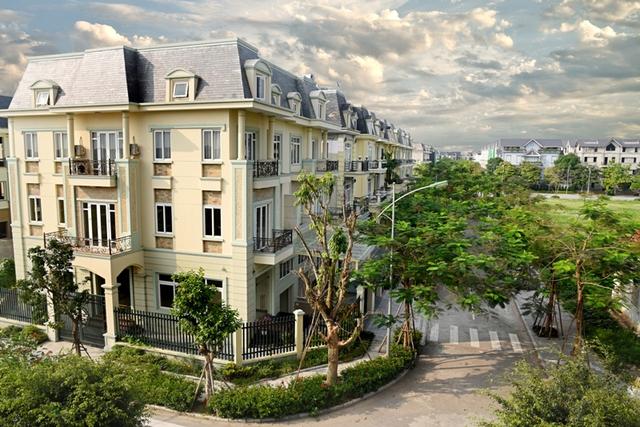 Thiết kế hòa hợp môi trường xung quanh của An Khang Villa.