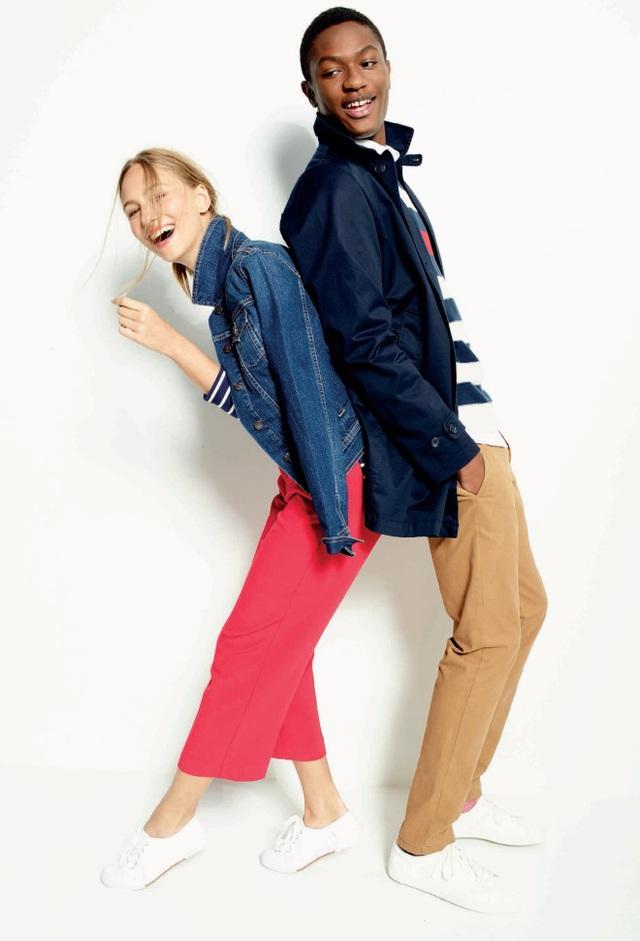 Mẫu quần chinos rất hot dành cho nam giá chỉ 995.000VNĐ so có 1.165.000VNĐ khi mua ở Mỹ.