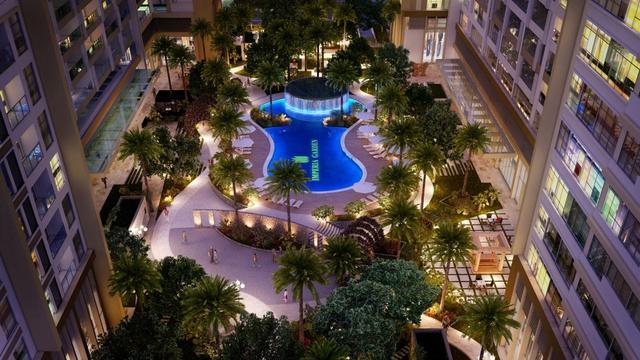 Imperia Garden – Dự án biệt thự vườn hiếm hoi sở hữu hệ thống tiện ích đầy đủ trong nội khu.
