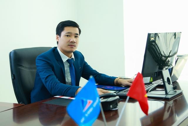Ông Trần Quốc Trung – Tổng Giám đốc Đất Xanh Nha Trang.