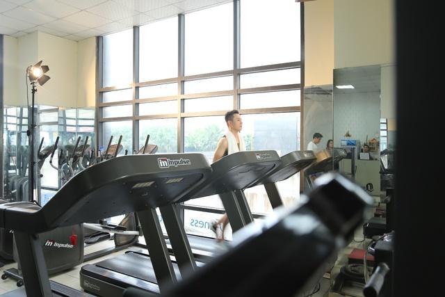 Trung tâm Gym & Fitness đẳng cấp, trang thiết bị tân tiến sẽ có tới cho cư dân ở TNR Goldsilk Complex không gian tuyệt vời để rèn luyện sức khỏe.