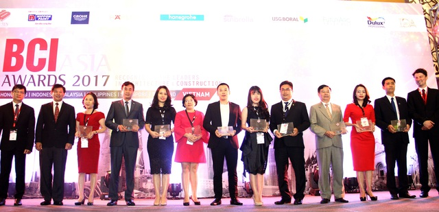 Phát Đạt nhận giải thưởng Top 10 nhà phát triển bất động sản