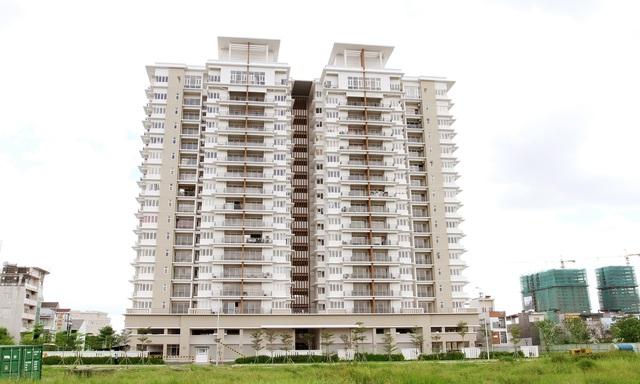 Các chung cư như Amber Court của Berjaya D2D luôn kín chuyên gia nước ngoài thuê có mức giá cao.