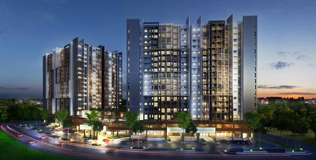 Trong tuần tới hơn 700 căn hộ Topaz Twins sẽ được đưa ra thị trường Biên Hòa.