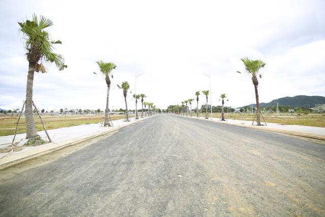 """Lakeside Palace đã hoàn toàn """"lột xác"""" có hạ tầng giao thông được triển khai và đã đi vào hoạt động mau chóng chỉ trong thời gian ngắn."""