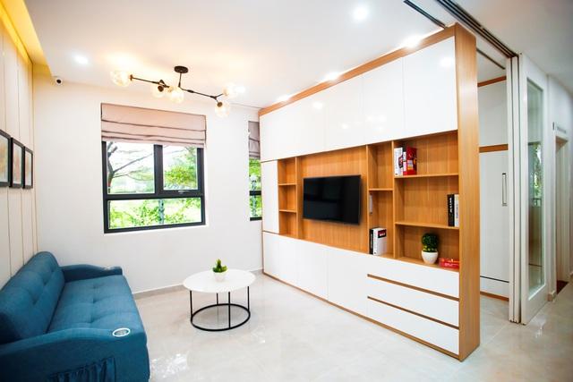 Saigon Intela tiên phong trong việc ứng dụng xu hướng thiết kế thông minh và công nghệ 4.0 vào khu căn hộ.