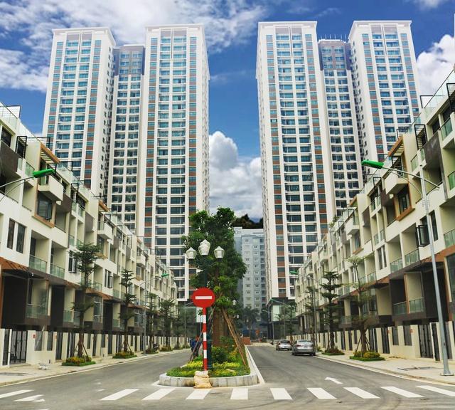 Dự án Mon City chuẩn bị bàn giao vào 20/01 sắp tới.