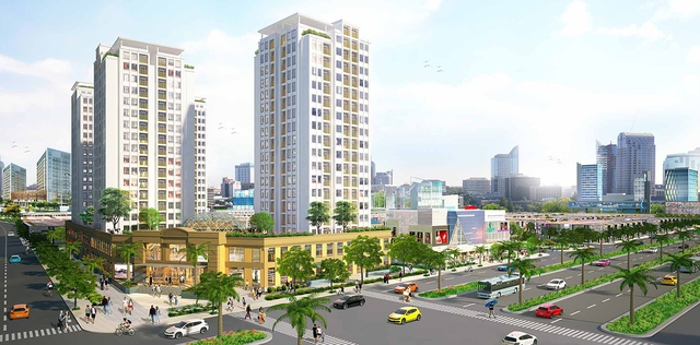 5 lý do giúp Golden Center City 3 thu hút khách hàng - Ảnh 2.