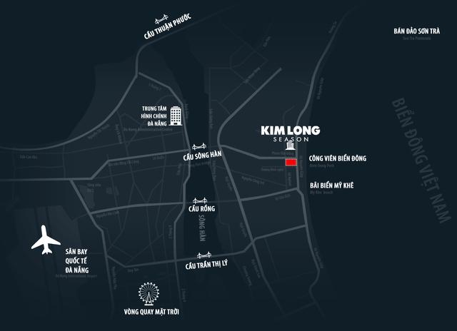 Những yếu tố tạo nên sức hút của dự án Kim Long Season Đà Nẵng - Ảnh 1.