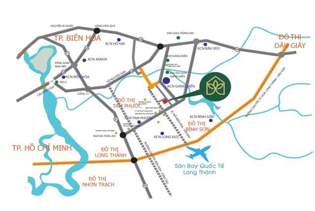 bất động sản Đồng Nai 2018: Đón đầu xu hướng đầu tư cộng Biên Hòa Golden Town - Ảnh 1.