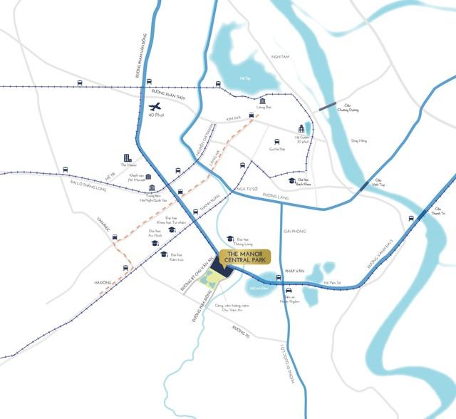Giá trị đầu tư tiềm năng của Bất động sản phía Tây Nam Hà Nội - Ảnh 1.