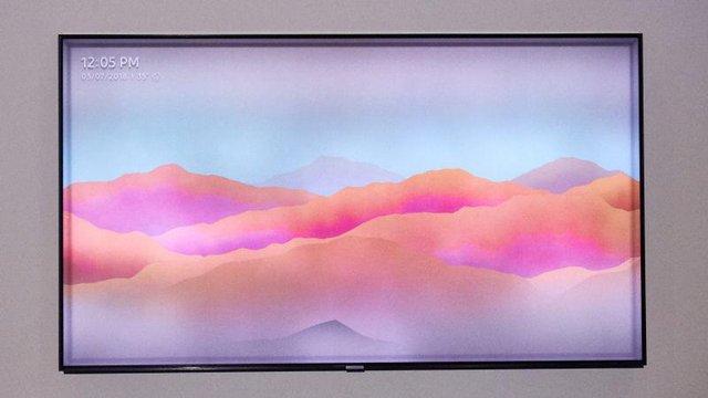 Biến TV thành tác phẩm nghệ thuật - đẳng cấp thiết kế ấn tượng của Samsung - Ảnh 2.