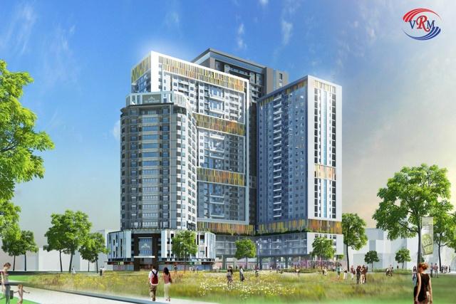 Đầu tư căn hộ cao tầng monarchy lợi nhuận quyến rũ chỉ cần 500 triệu - Ảnh 1.