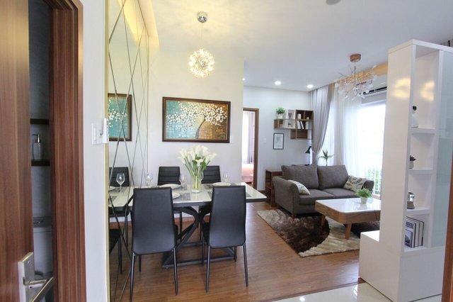 """Người mua nhà yên tâm có """"bảo hiểm kép"""" của căn hộ cao tầng 600 triệu Samsora Riverside - Ảnh 2."""
