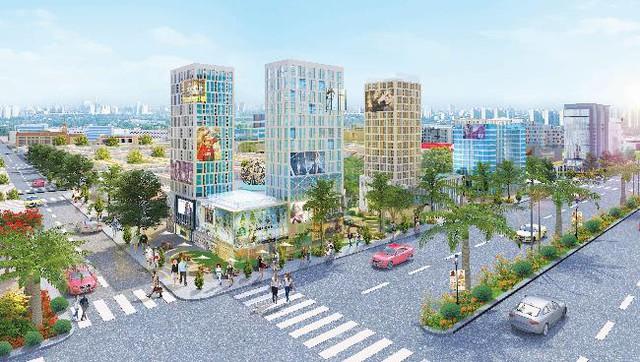 Lộ diện dự án đáng chú tâm ở đô thị Nhơn Trạch - Ảnh 1.