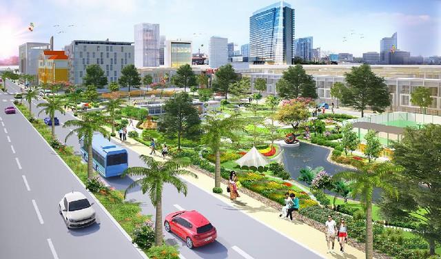 Lộ diện dự án đáng chú tâm ở đô thị Nhơn Trạch - Ảnh 2.