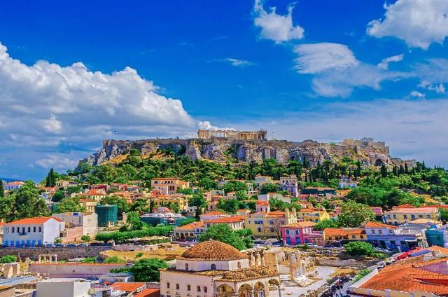 Tại sao Athens là điểm an cư được nhiều người Việt quan tâm? - Ảnh 1.