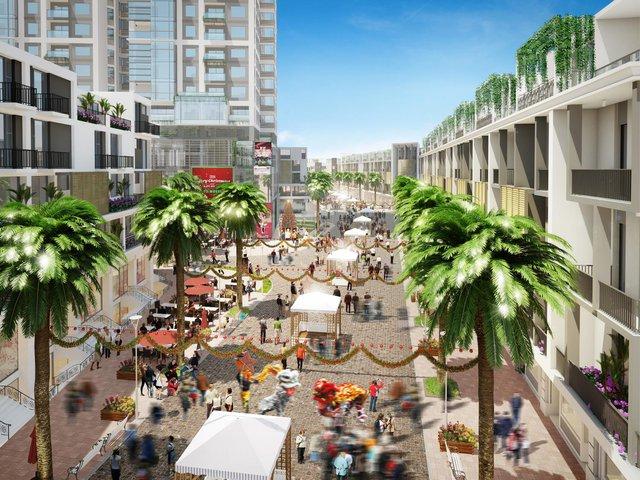 Đầu tư nhà phố thương mại: Nhìn từ bí kíp thành công trên địa cầu - Ảnh 2.