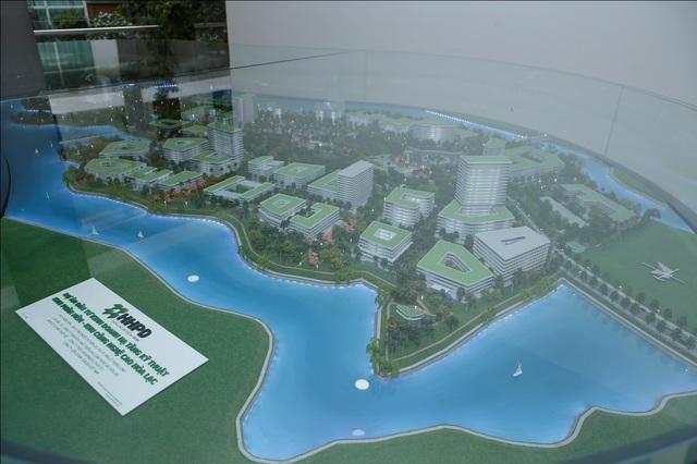Khu công nghệ cao Hòa Lạc đâyn gần 1.500 tỷ đồng từ nhà đầu tư mới - Ảnh 1.