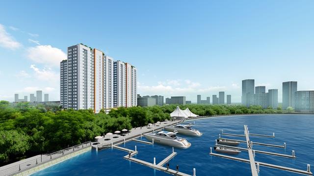 Sức hút của dòng căn hộ cao tầng 700 triệu, ngay trạm dừng Metro số 1 - Ảnh 8.