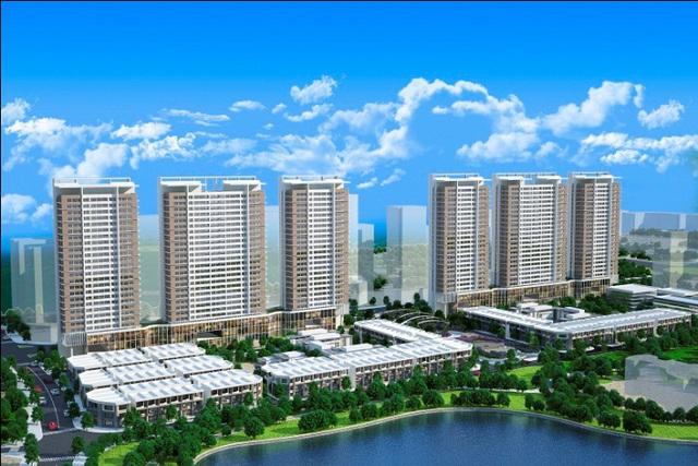 Giải mã sức hút từ dự án Khai Sơn City - Ảnh 1.