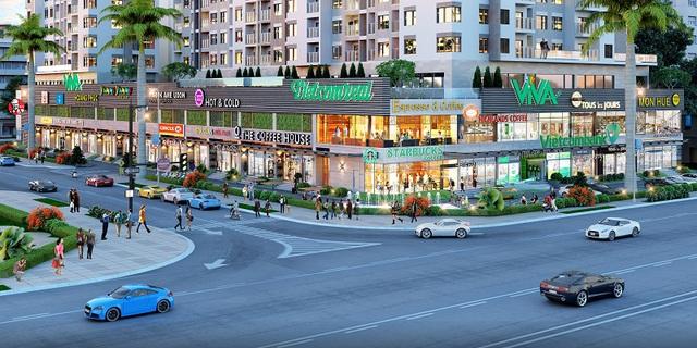 Mua nhà phố ở dự án Viva Riverside lợi nhuận ngay 10-20%/năm - Ảnh 1.